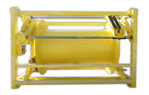 tether / umbilical winch for ROV (electric drive)  RADOIL