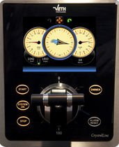 thruster monitoring and control panel  VETH PROPULSION