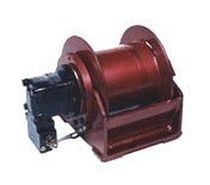 towing winch (hydraulic drive, single drum) HEAVY T.M.A.