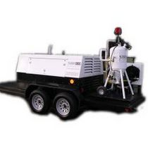 trailerable high pressure cleaner (diesel engine, for boatyards and shipyards)  Stripco