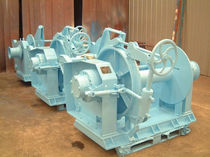 trawl winch for fishing boats 15 - 40 M BOPP Treuils JEB