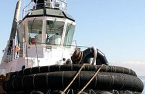 tugboats fender (cylindrical)  Morse Rubber