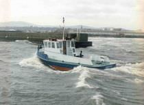 tugboat NEW ROSS Arklow