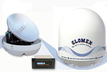 TV satellite marine antenna (for boat) V9104 Glomex