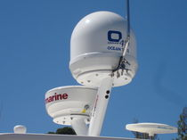 TV satellite marine antenna (for boat) O45M Ocean TV Australia