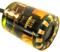 underwater video camera for ROV (miniature) Crystal Cam® Inuktun Europe Ltd