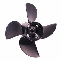 variable pitch outboard and sterndrive propeller for boats (4 blades, adjustable) 4901 ProPulse