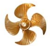 variable pitch propeller for ships (adjustable)  Finnoy