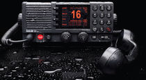 VHF marine radio for ships (with DSC) SAILOR 6222  Thrane & Thrane