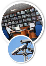 video-surveillance (CCTV) camera for ships  SCM Sistemas, S.L.