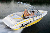 wakeboard boat : bow-rider runabout (7 person max., with sundeck) 191 LSE Reinell Boats