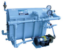 water-maker for yachts and ships (evaporator) HJ10C, HJ20C, HJ30C Maxim Evaporators of America