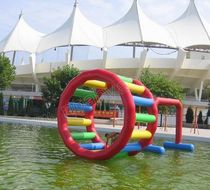 water toy : inflatable wheel RG-005 Weihai Noahyacht Co.