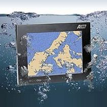 waterproof monitor for PC for boats (touchscreen) DAYLIGHT  Autonav