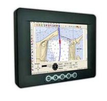 waterproof monitor for PC for boats (touchscreen) NPD0835 Navpixel