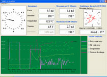 weather software for boats StatMETEO LCJ Capteurs