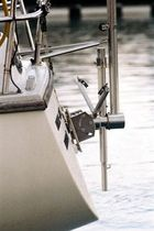 wind vane self steering for sailboats POLLUX + ASMER