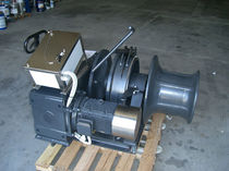 windlass for ships (electric drive, single drum)  C.M.T