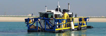 workboat : cutter-suction dredger 5012 LP VERSI-DREDGE® Innovative Material Systems