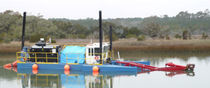 workboat : swinging ladder dredger LWT SLD 8 LIQUID WASTE TECHNOLOGY