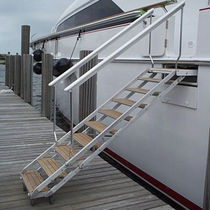 yacht boarding ladder BOX Mar Quipt