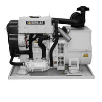yacht diesel generator set (10-15 KW) C1.5 (10 -> 15 KVA / 50 HZ @ 1500 RPM, 12 -> 18 KVA / 60 HZ) Caterpillar Marine Power Systems