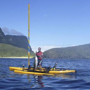 Sit On Top Kayak Rigid Fishing Sea