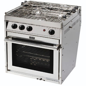 boat stoveoven gas threeburner - Gas Ovens