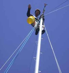 Sailboat mast steps sail boat mast step all boating and marine sailboat mast steps publicscrutiny Images