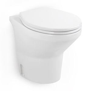 Thetford 38457 White Tecma Silence Plus High Profile Toilet