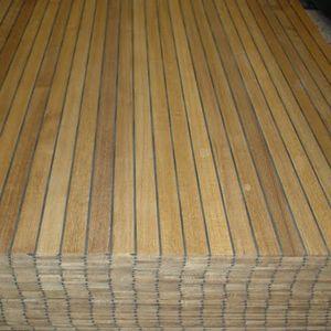 Boat Decking Panel Teak Plywood Laminate
