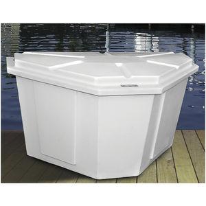 Polyethylene Storage Box / For Docks