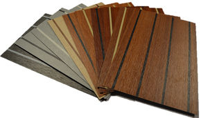 Boat Decking Panel For Interior Floors Wooden Laminate