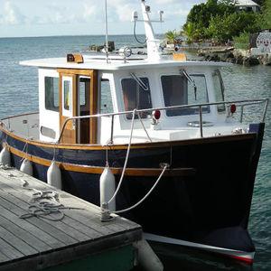 Inboard Trawler P214 Mayrik Yacht Design