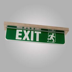 ship emergency exit sign hl26 lightpartner lichtsysteme