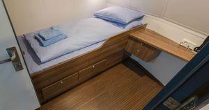 Exceptional Passenger Ship Furniture