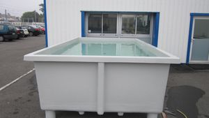 Aquaculture breeding tank - All boating and marine industry
