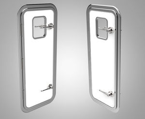 boat door / stainless steel & Boat door - All boating and marine industry manufacturers pezcame.com