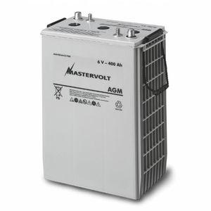 AGM marine battery AGM 6/XXX SERIES - 6V Mastervolt. AGM marine battery