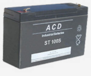 12V marine battery (waterproof) AGM  TECSUP