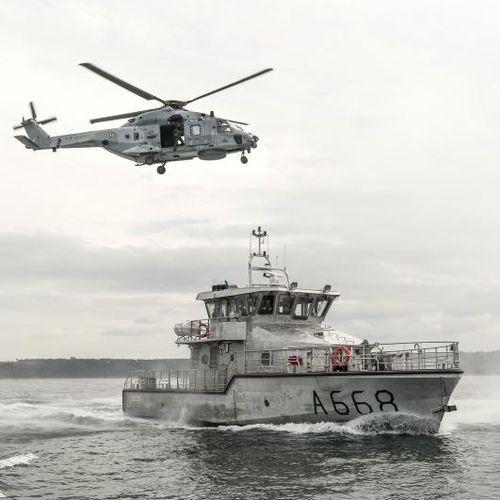 training special vessel