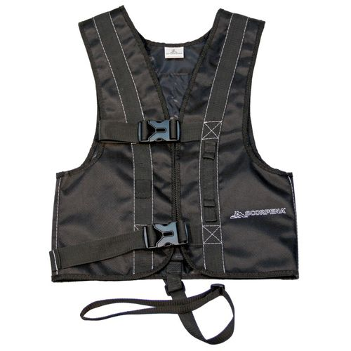 spearfishing weight vest