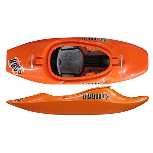 rigid kayak / freestyle / solo