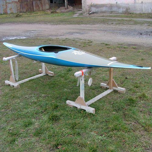 multi-use canoe / solo / carbon