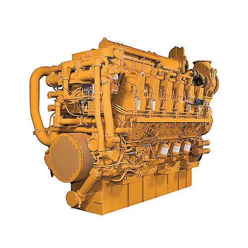 professional vessel engine / inboard / propulsion / diesel
