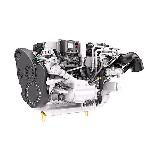 Inboard engine / diesel / turbocharged / common-rail C8.7 Caterpillar Marine Power Systems