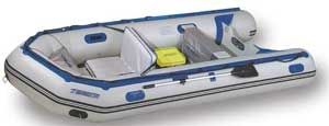 Outboard inflatable boat / foldable / recreational 14 SR SeaEagle.com