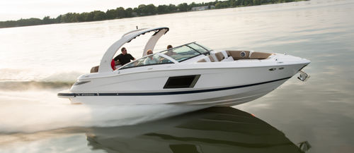 inboard runabout / bowrider / dual-console / wakeboard
