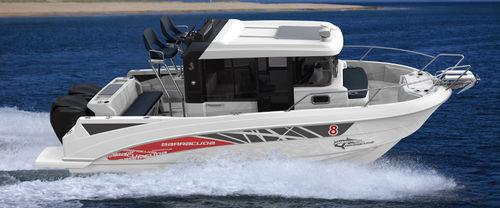 outboard walkaround - Bénéteau Motorboats