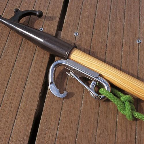 mooring rope boat hook
